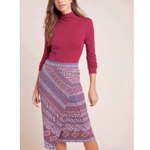 Maeve by Anthropologie Knit Skirt